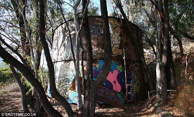 The abandoned Hollywood bunker built for Hitler