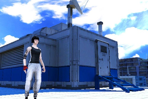 EA Shows Off Mirror's Edge, Skate-It, And World Adventures On The iPhone