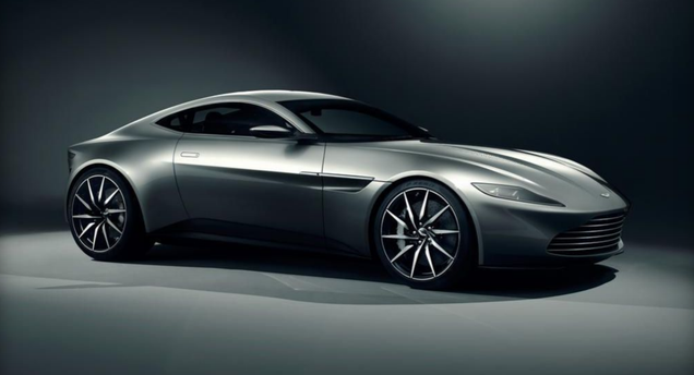 next james bond car