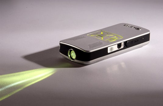 Mint V10: World's Smallest Pocket Projector