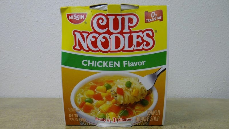 Cup Noodles Bet Leads to Giant Juvenile Prison Riot in Florida