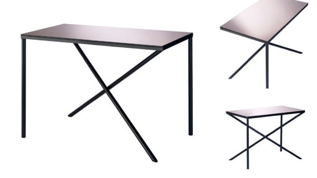 Minds Will Be Blown When You Have a Table That's Also an Optical Illusion
