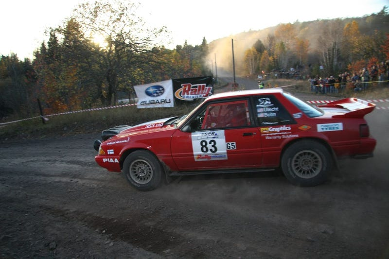 2008 Lake Superior Performance Rally