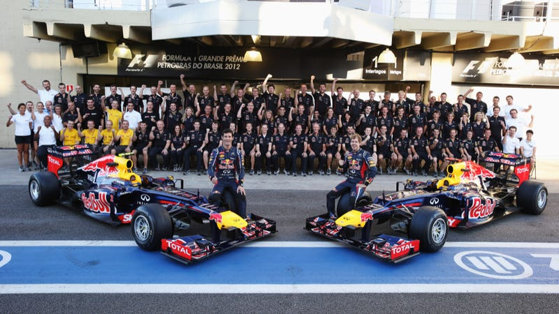 Infiniti To Pay Red Bull Millions Of Dollars To Help Sell More Red Bull [UPDATED]