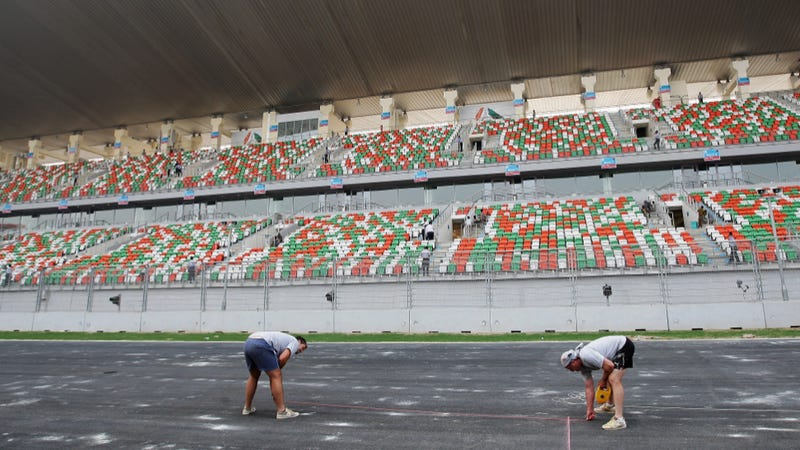 Petition To Cancel Indian GP Will Be Heard One Week After Race Ends