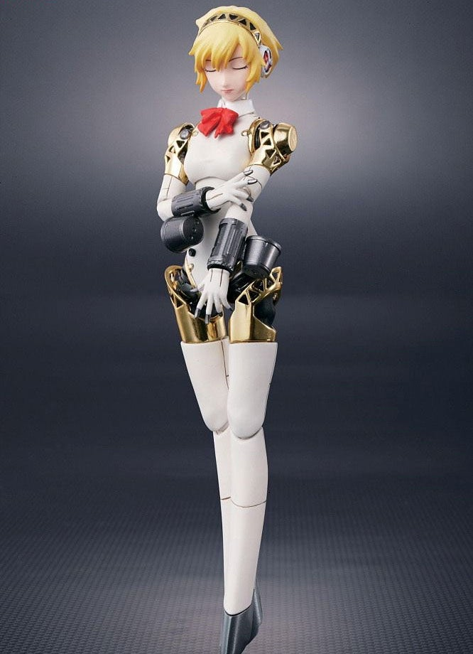 Another Day, Another Action Figure of Persona's Aegis