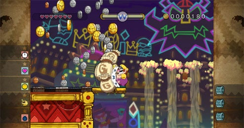 Wario Land: Shake It! Review: Shakin' To The Core