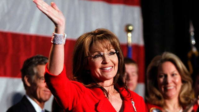 Sarah Palin Isn't Running For President