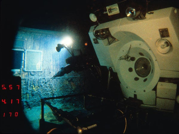 Alvin the Deep Sea Submersible is Half a Century Old!