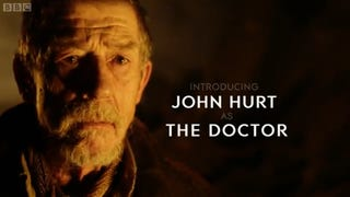 Who is John Hurt's Doctor? My Theory is...