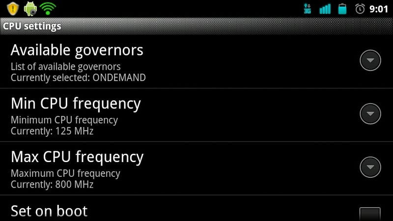 CyanogenMod 7 Brings Gingerbread, SMS Gestures, and Built-In Overclocking to Android