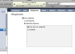 Free iPhone Ringtones From Directly Inside iTunes 7.4