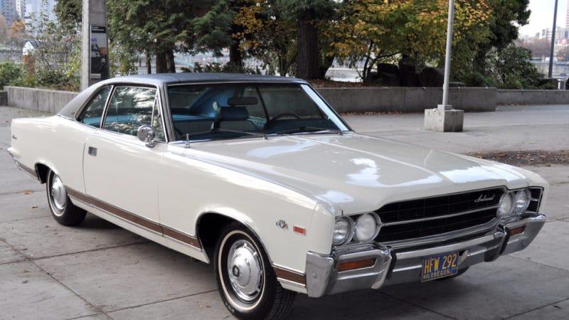 Used Car Face Off: AMC Ambassador Vs. Buick Riviera