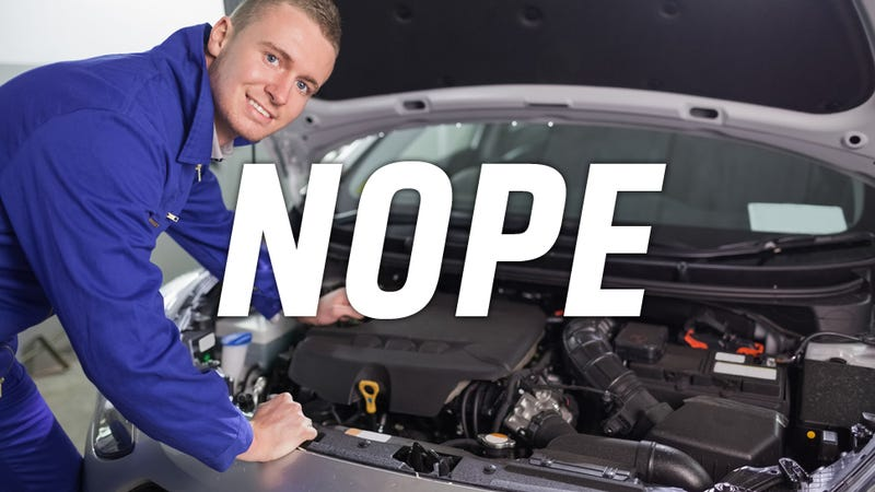 The Ten Car Repairs You're Most Likely To Get Ripped Off On