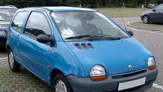 My French Crush: First Generation Renault Twingo