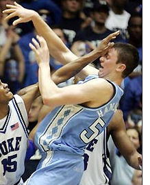 Tyler Hansbrough Mocks You Mocking Him