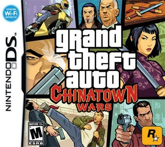 Grand Theft Auto: Chinatown Wars Second Month Sales Drop In NPD-PDs