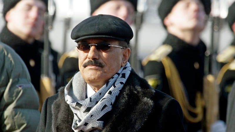 Yemeni President Saleh Will Not Stay in Power