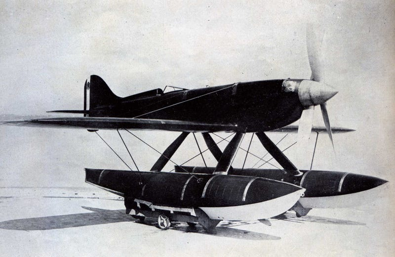 V12? Nah son, Fiat once made a V24