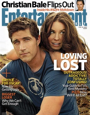 Consider This Your Giant, Missing 'Spoiler Alert' For EW's 'Lost' Cover Story