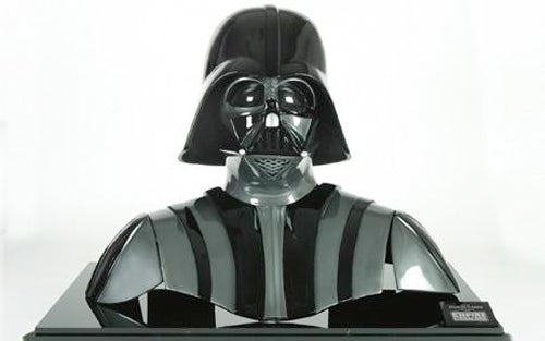 Become the Real Darth Vader For as Little as $250,000