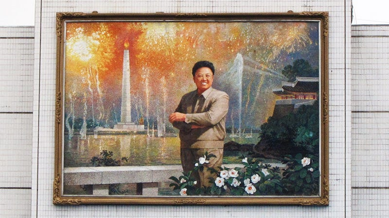 Inside the State-Run North Korean Factory That Manufactures Monuments