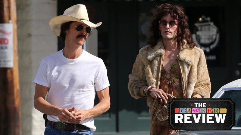 When Not Caring Killed People: Dallas Buyers Club