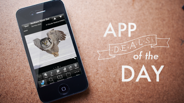 Daily App Deals: Get Audubon Birds for Android or iOS for 99¢ in Today's App Deals