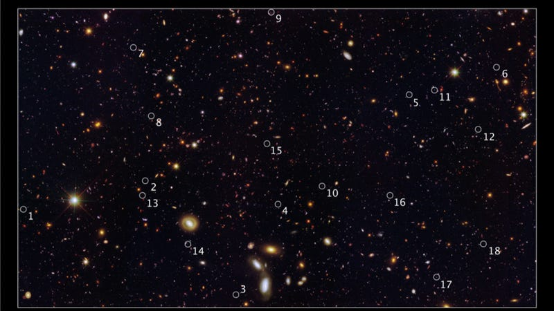 These tiny galaxies are among the most prolific star factories NASA has ever seen