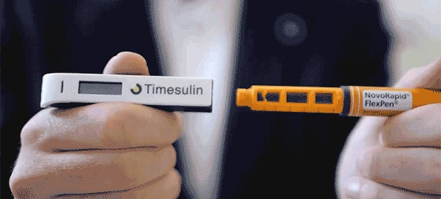 An Insulin Pen Cap That Reminds Diabetics When Their Last Injection Was