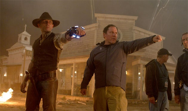 Cowboys & Aliens Director Says His Job Is Like Playing Red Dead Redemption All Day