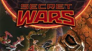 All of Marvel's <i>Secret Wars</i>, in one handy box