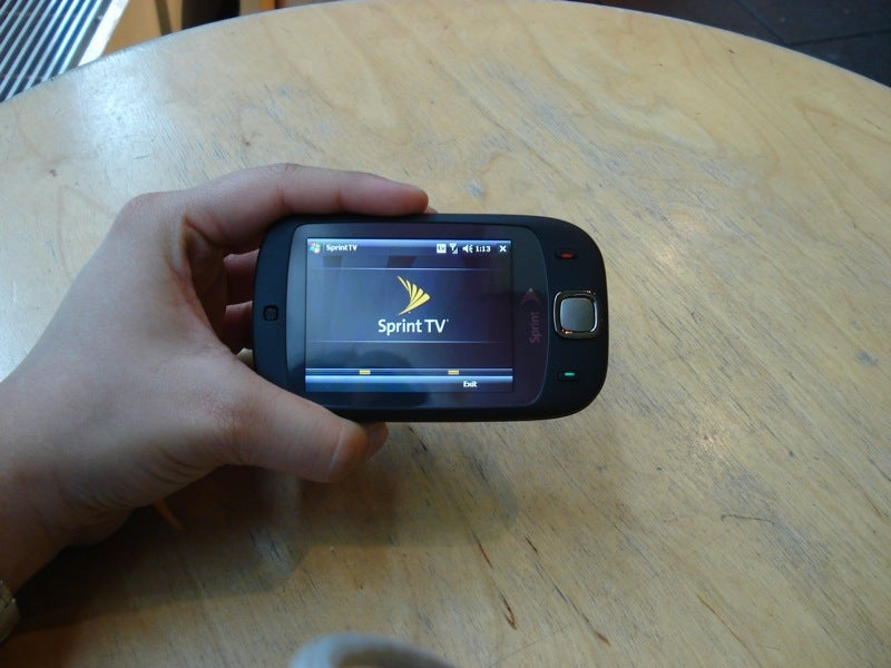 Sprint Launches HTC Touch [Updated With Video]