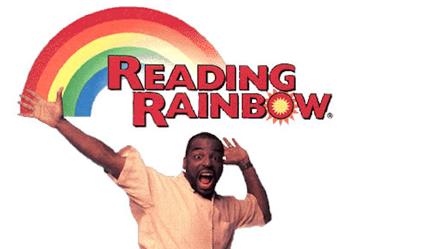 Book-Stealing Lady Makes LeVar Burton Weep Rainbow Tears