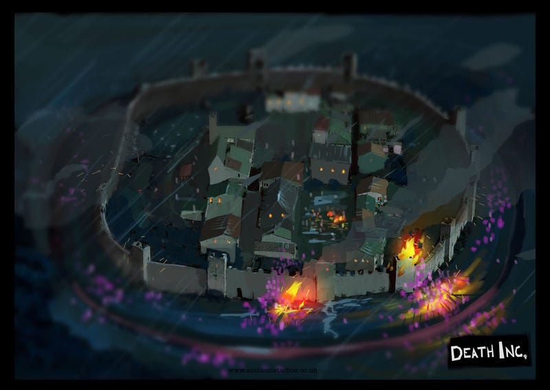 Some Guys Who Worked on LittleBigPlanet Want You to Spread the Plague in Death Inc.