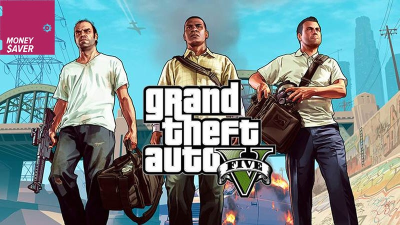 Grand Theft Auto V With $20 LIVE Credit [Xbox 360]