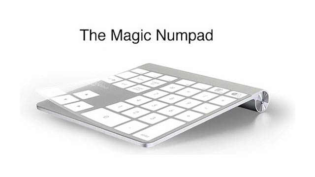 Turn Your Magic Trackpad Into a Magic Numpad