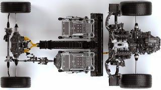 NSX power unit