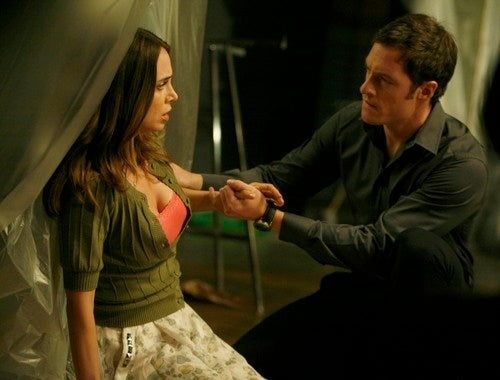 Eliza Dushku Is Your Breastfeeding Sorority Serial Killer