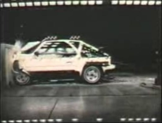 How The U.S. Government Killed The Safest Car Ever Built