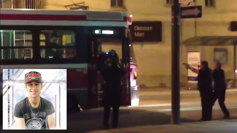 Why Did Police Shoot This Teenager 9 Times Inside an Empty Streetcar?