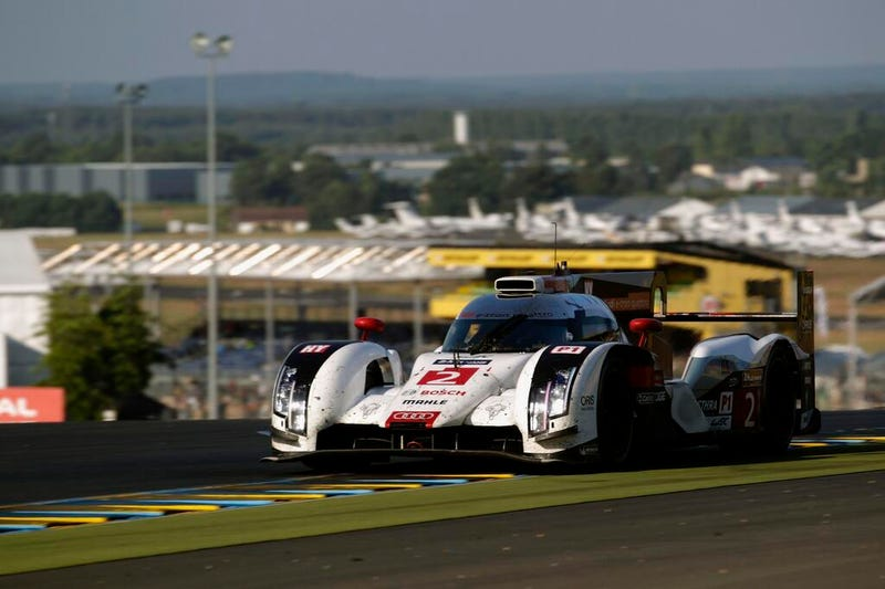 82nd 24 Hours of Le Mans - The Live Blog