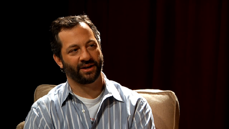 Judd Apatow Talks About The Joy of Cancellation