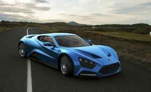 Buy the $1.8 million Zenvo supercar and get this nifty watch