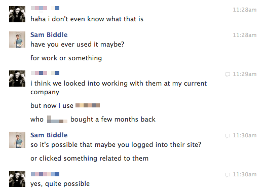 """Don't """"Like"""" Companies on Facebook Or You'll Embarrass Yourself"""