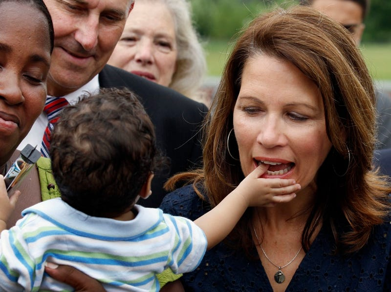 Michele Bachmann for President?