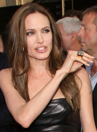 Angelina Loses Fashion Campaign to Mere Mortal, a Model