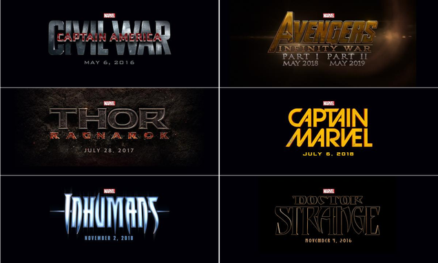 Special: Marvel's Phase 3 Announced!