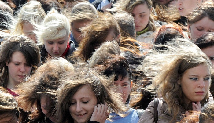 Hair-Raising Adventure