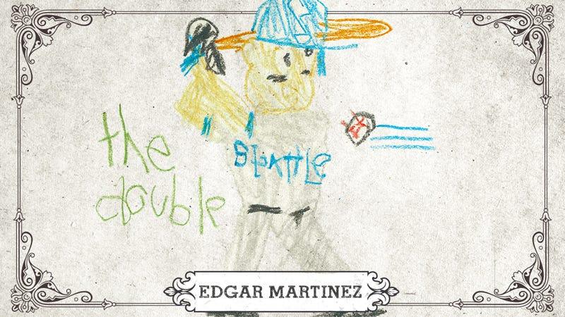 Edgar Martinez Murdered Baseballs Forever